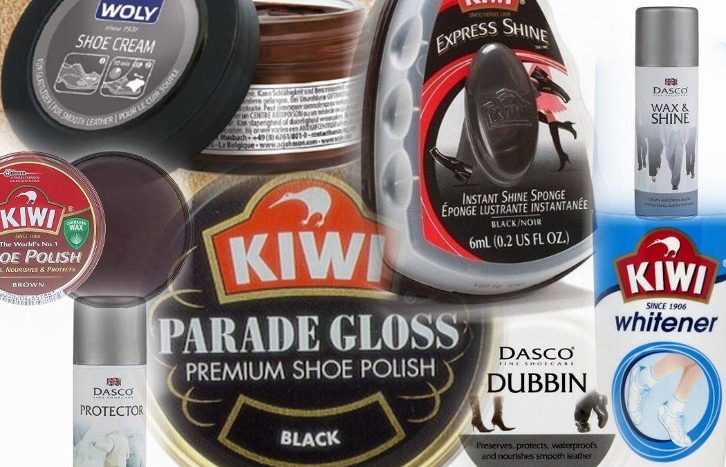 Polishes, Creams and Protectors